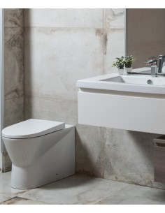 Copriwater Compact Bianco...