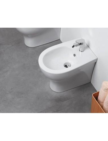 Bidet PRATICA Filo Muro Bianco